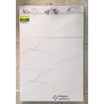 Gạch ốp tường 30x60 trắng vân mây giá rẻ