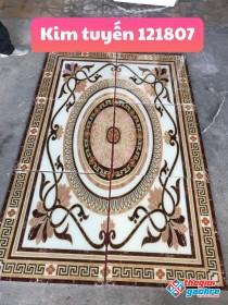 Gạch thảm lát phòng khách 120x180