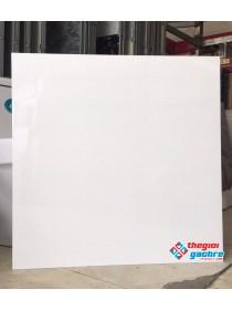 Gạch lát nền 60x60 trắng trơn giá rẻ