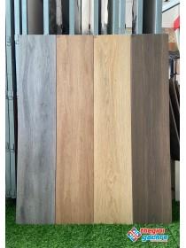 Gạch giả gỗ nhập khẩu 20x100 đồng chất