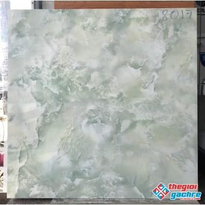 Gạch trung quốc 80x80 xanh cẩm thạch
