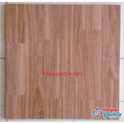 Gạch vân gỗ mờ 40x40 giá rẻ nhất -Quận 7