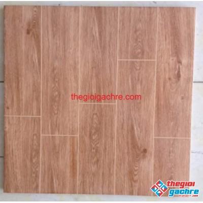 Gạch gỗ bóng 40x40 giá rẻ nhất -Quận 7