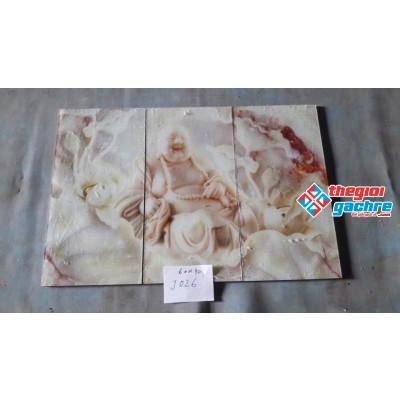 gạch tranh di lặc 60x90  giá rẻ
