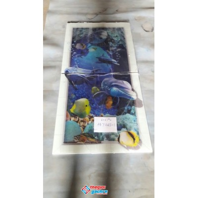 gạch tranh trang trí 60x120 giá rẻ
