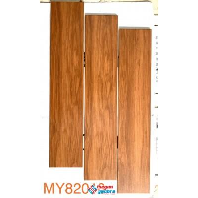 Gạch giả gỗ 20x100 vân vàng giá rẻ