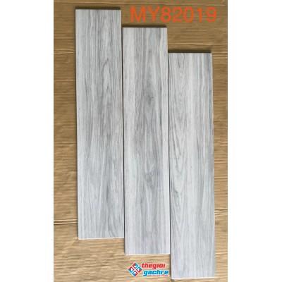 Gạch vân gỗ 20x100 vân xám nhập khẩu