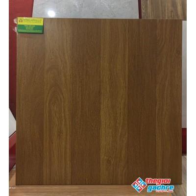 Gạch giả gỗ 60x60 vân vàng đẹp