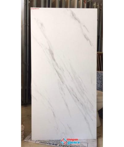 Gạch trắng mờ 60x120 ý mỹ