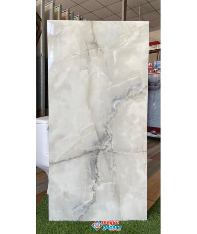 Gạch khổ lớn 60x120 vân cẩm thạch mới nhất