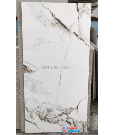 Gạch lát nền trung quốc 60x120 khắc kim cao cấp tại long an