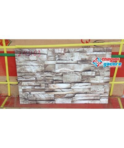 Gạch trang trí 25x40 Roayl 3D ốp tường