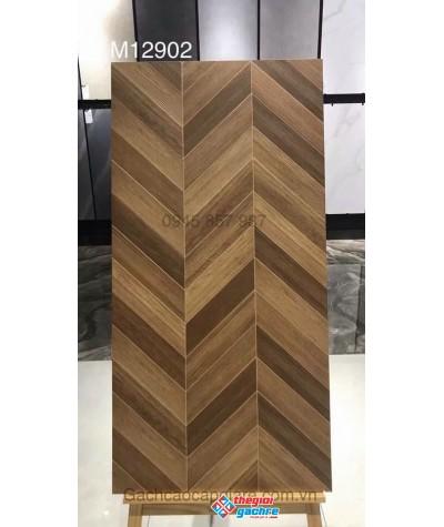 Gạch lát nền vân gỗ 60x120 trung quốc